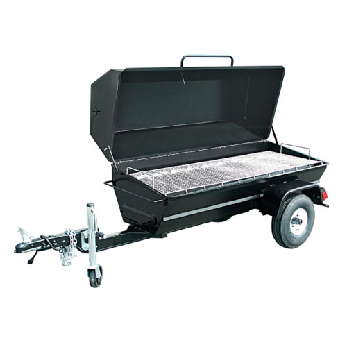 Towable Pig Cooker - Propane