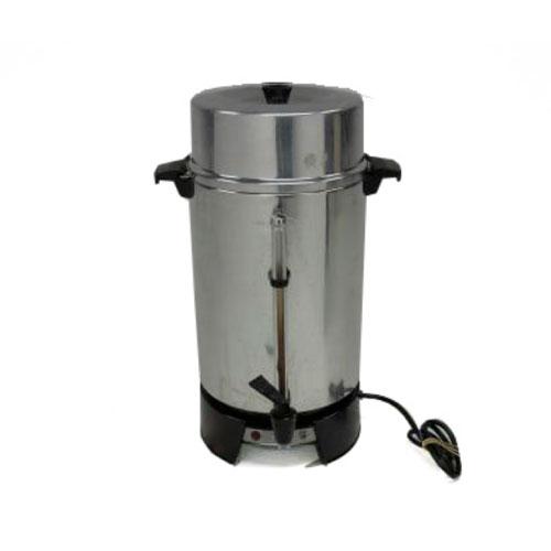 Coffeemaker Aluminum 101 Cup