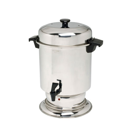 Coffeemaker Polished Stainless 55 Cup