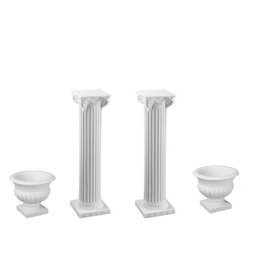 Column Set 40 inches
