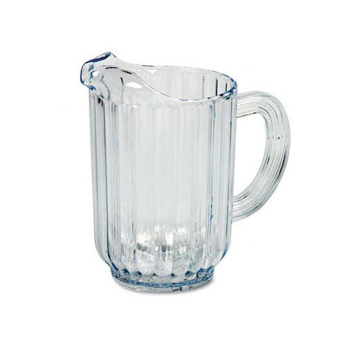 Pitcher Clear Plastic 60 oz