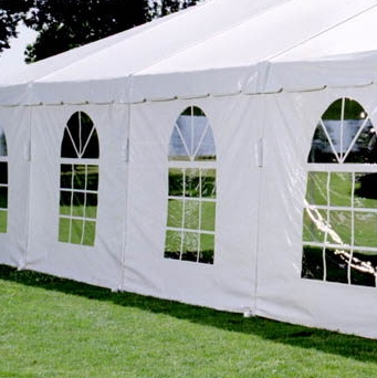 Tent Sidewall 20' with Windows