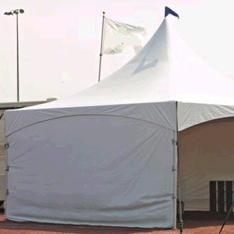 Tent Sidewall 20' Solid