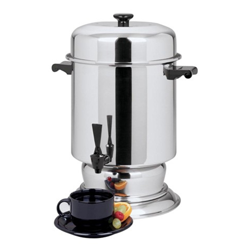 Coffeemaker Polished Stainless 90 Cup