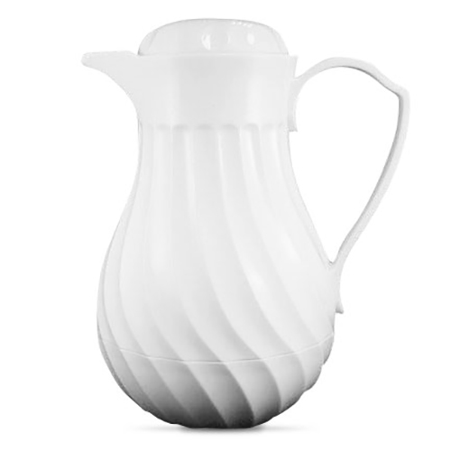 White Thermal Coffee Server 42 oz