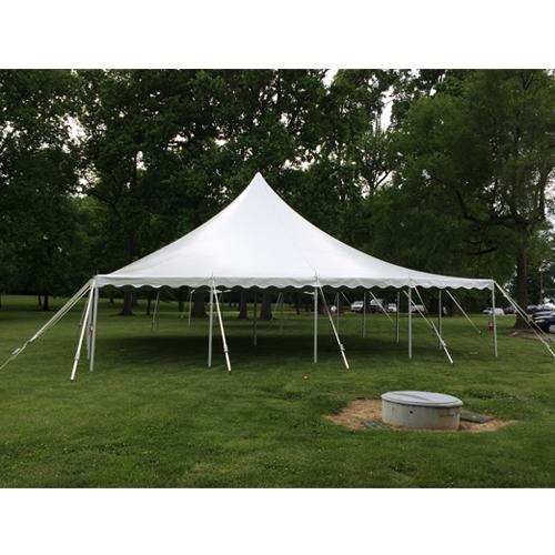 40'x40' Pole Tent