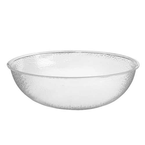Frosted Acrylic 18 inch Bowl