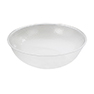 Frosted Acrylic 13 inch Bowl