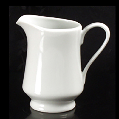 White Cream Pitcher