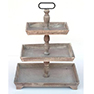 Tray 3 Tier Wooden