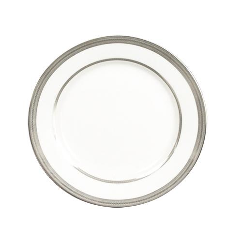 Platinum Rimmed Salad/Dessert Plate