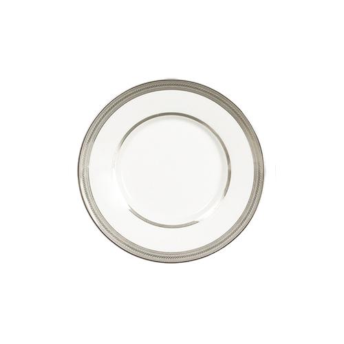 Platinum Rimmed Coffee Saucer