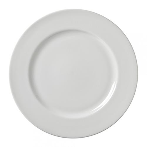White Classic Dinner Plate
