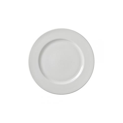 White Classic Salad/Dessert Plate