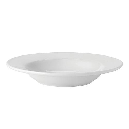 White Classic Soup Bowl