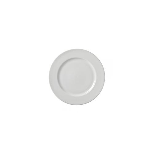 White Classic B&B Plate