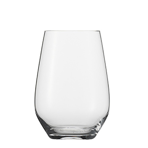 Stemless Crystal Wine Glass 13oz