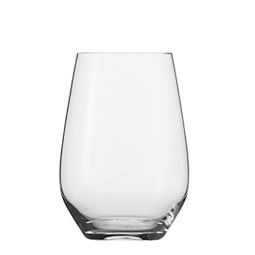 Stemless 13oz Crystal Wine Glass