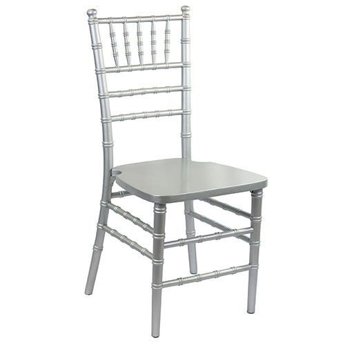 Chiavari Chair - Silver