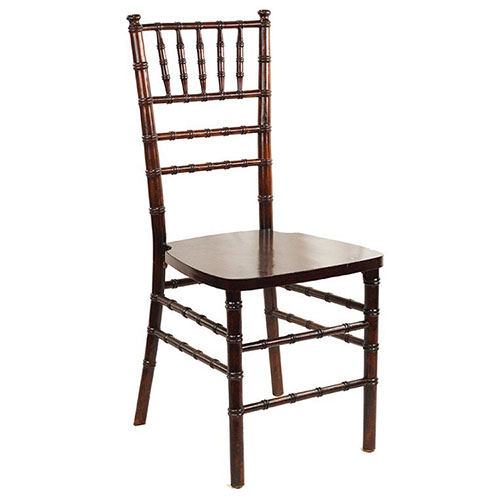 Chiavari Chair - Mahogany