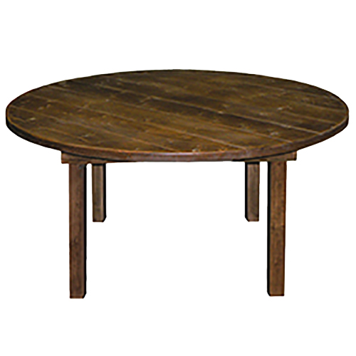 Farm Table Round 60 inches