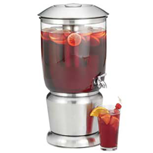 Acrylic Beverage Dispenser 2.5 Gallon