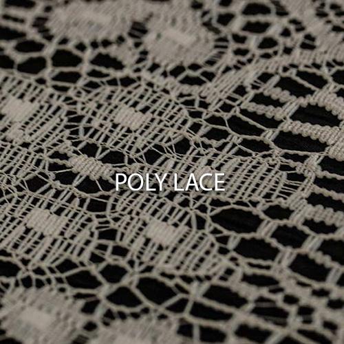 Poly Lace Linen