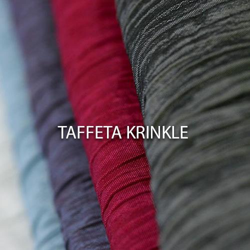 Taffeta Krinkle Linen