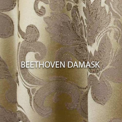 Beethoven Damask Linen