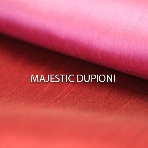 Majestic Dupioni Linen