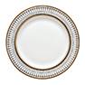 Gabrielle Gold Dinner Plate