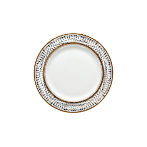 Gabrielle Gold B&B Plate/Coffee Saucer