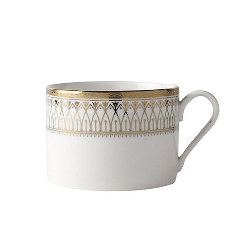 Gabrielle Gold Coffee Cup
