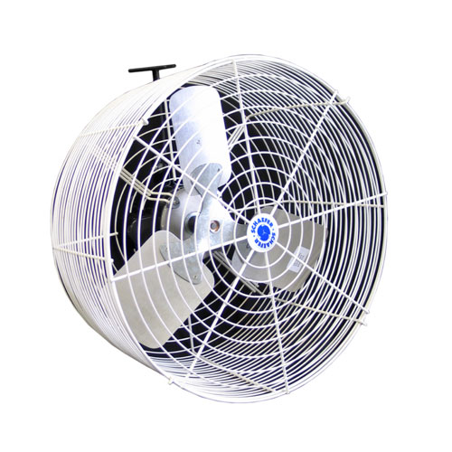 Mounting Tent Fans